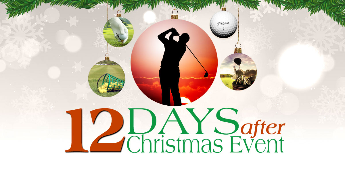 the gifts keep giving at pebble creek golf club we hope you have a joyful holiday and happy new year - The 12 Days After Christmas